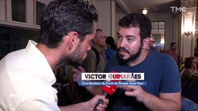 """""""On ne veut pas revenir en arrière"""" : au Brésil, la résistance anti-Bolsonaro s'organise"""
