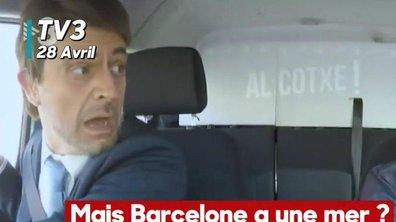 La parodie de Manuel Valls, candidat à la mairie de Barcelone