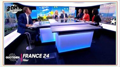 20h Médias : qui sont les patrons des débats, les chaînes ou les partis politiques ?