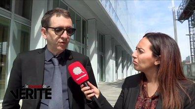 Le Moment de vérité - Procès France Telecom : rencontre avec Sébastien Crozier, actuel dirigeant d'Orange