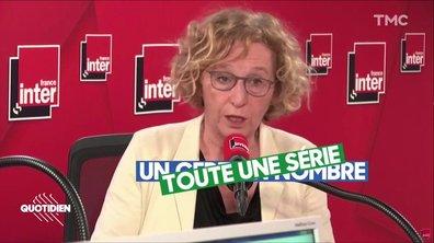 Profession président : l'interview schtroumphement foirée de Muriel Pénicaud