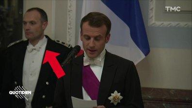 Profession Président : Macron s'essaie au Flamand (et ça surprend)