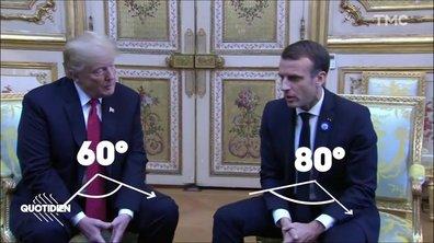 Profession président : Macron vs Trump, bataille d'égo partie 2