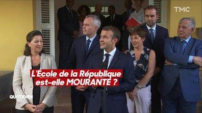 Profession Président : la Martinique met Macron à l'amende