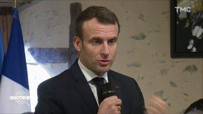 Profession président: on a trouvé comment résumer la pensée de Macron