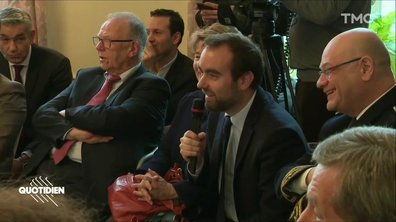 "Profession président : les petits bruits de Sébastien ""Kéké"" Lecornu"