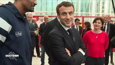 Profession président : comment va Emmanuel Macron ?