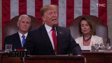 Le Moment de vérité : ce qu'il faut retenir du discours sur l'état de l'Union de Donald Trump