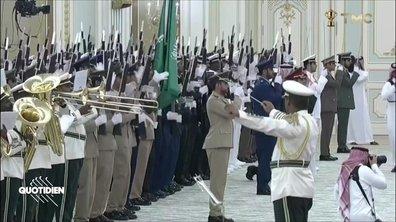 Rencontre Arabie saoudite - Russie : ils ont massacré l'hymne russe