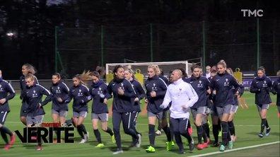 Le Moment de vérité : rencontre avec les footballeuses de l'équipe de France féminine