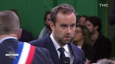 Sébastien Lecornu, kéké du grand débat et… ancien patron d'Alexandre Benalla