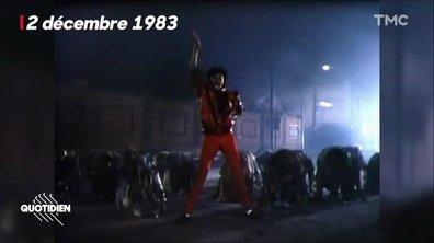 """Il y a 35 ans, Michael Jackson lançait """"Thriller"""" et une révolution"""