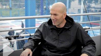 Zidane entraîneur de l'équipe de France ? Il ne dit pas non...