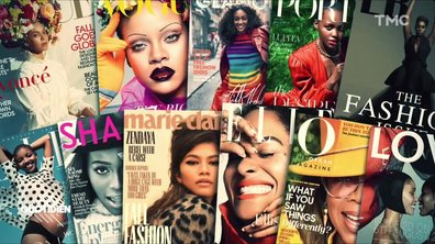 Zoom : 11 femmes noires pour 11 couvertures de magazine