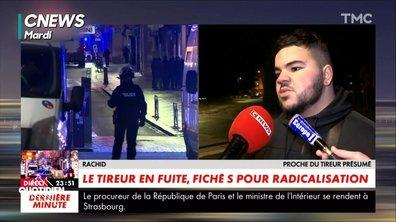 Zoom : CNEWS pris au piège par un faux proche du tireur de Strasbourg