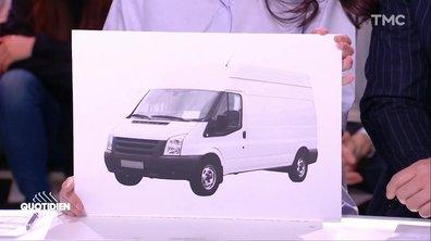 Zoom : d'où vient la fake news de la camionnette blanche ?