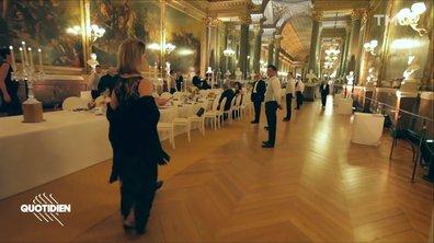 Zoom : les embarrassantes images de l'anniversaire de Carlos Ghosn à Versailles