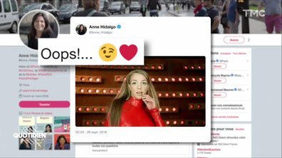 Zoom : le point commun entre Anne Hidalgo et Britney Spears