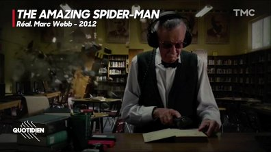Zoom : Stan Lee, immortel maître des caméos