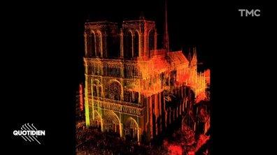 Zoom : la technologie au service de la reconstruction de Notre-Dame