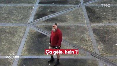 Zoom : la vidéo hallucinante de Marc Dutroux en prison