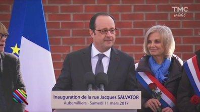 Le Président Hollande s'écoute au second degrès
