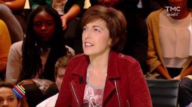 """Ruth Elkrief : """"C'est du théâtre"""""""