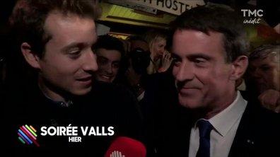 Primaire de Gauche - Les soutiens de Valls toujours mobilisés
