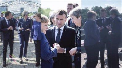 Profession président : le crew d'Emmanuel Macron
