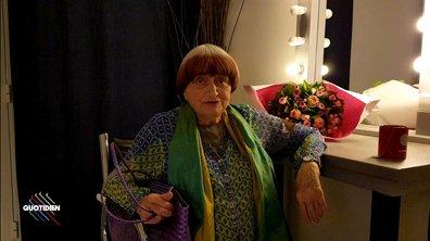Qoulisses avec Agnès Varda !