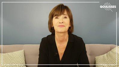 Qoulisses avec Martine Laroche-Joubert !