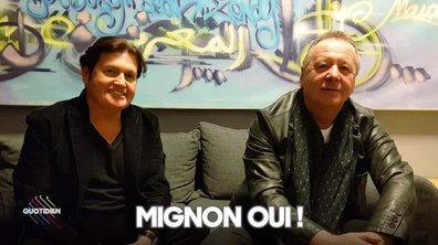 Qoulisses avec Simple Minds !