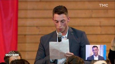 Ce qu'il fallait retenir du débat d'Emmanuel Macron face à la jeunesse