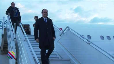 François Hollande, le président qui a le plus voyagé !