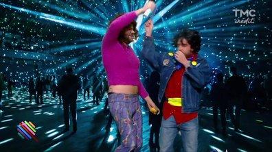 Eric et Quentin présentent le concert Star 80