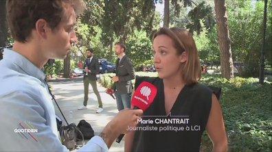 Athènes : Rien ne se passe comme prévu