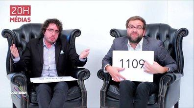 20H médias - Les plus grands complots d'Eric et Quentin