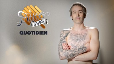 Quotidien : le Tattoo Show