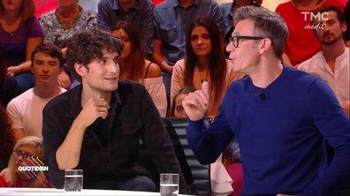 "Invités : Ils sont ""Redoutable"" - Louis Garrel et Michel Hazanavicius"