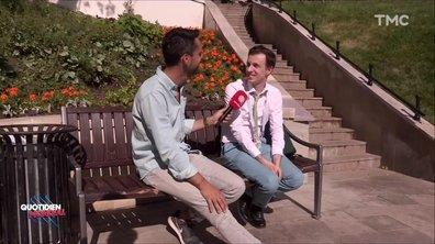Rencontre avec Alexandre, premier porteur du drapeau LGBT dans un stade russe
