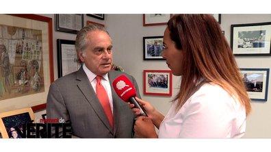 Rencontre avec Benjamin Brafman, l'avocat d'Harvey Weinstein (interview complète)