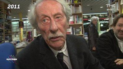 Quotidien rend hommage à Jean Rochefort