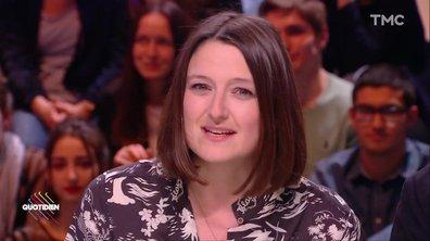 La réponse de Valentine Oberti à la colère d'Emmanuel Macron