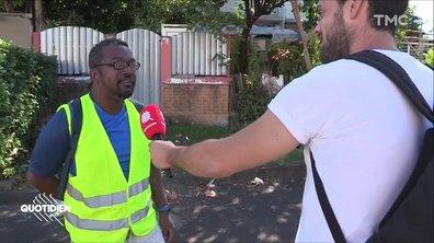 La Réunion : les promesses d'Annick Girardin ne suffisent pas aux gilets jaunes