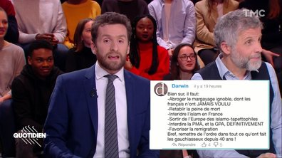 La revue de presse des haters : Miss France, Noël et le RIC (Pablo Mira)