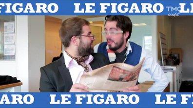 Eric et Quentin : rien ne va plus au Figaro
