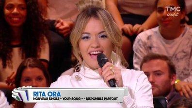 Rita Ora : à seulement 26 ans, elle collabore avec les plus grands noms de la musique
