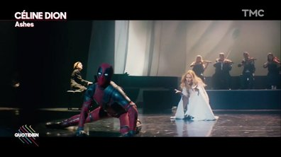Ryan Reynolds explique le clip dingue de Céline Dion pour Deadpool 2
