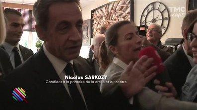 Quand Sarkozy refuse de répondre à Quotidien