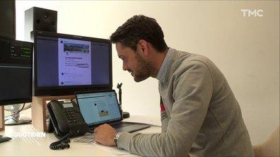 """Qui se cache derrière le compte Twitter parodique """"Le journal de l'Élysée"""" ?"""